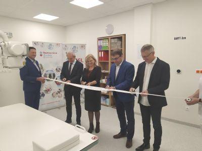 V Nemocnici Krupina otvorili vynovené rádiodiagnostické oddelenie